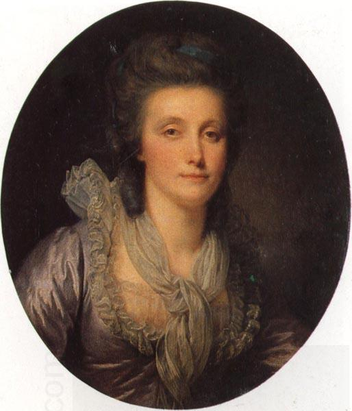 Jens Juel Portrait of a Woman oil painting picture
