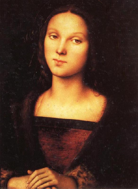 PERUGINO, Pietro Mary Magdalen oil painting picture