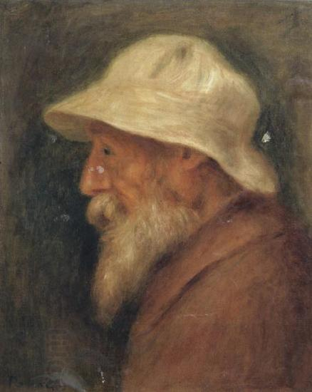 Pierre Renoir Self-Portrait China oil painting art