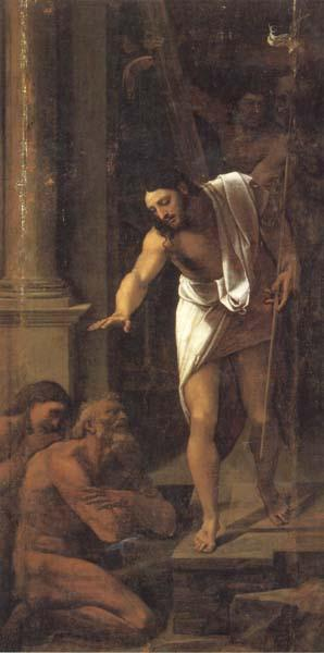 Sebastiano del Piombo The Descent of Christ into Limbo oil painting picture