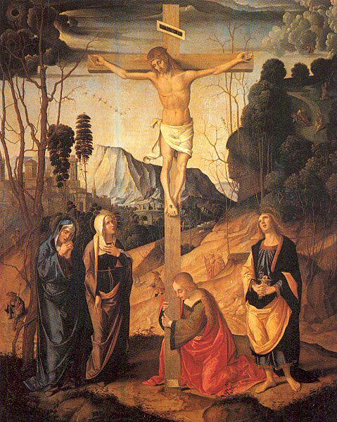 Palmezzano, Marco The Crucifixion