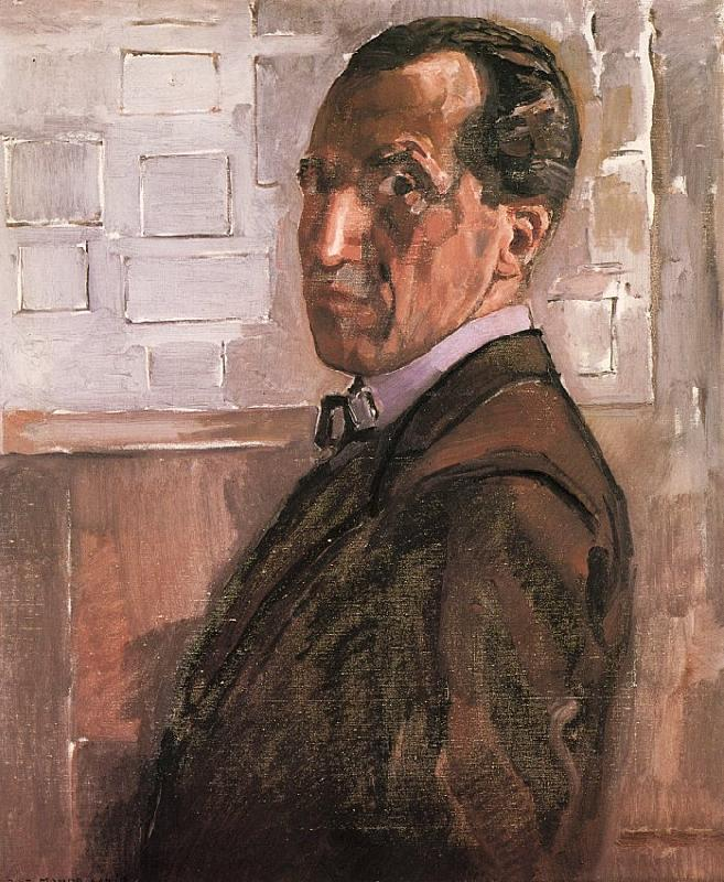 Piet Mondrian Self Portrait oil painting picture