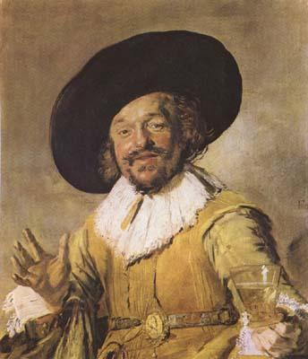 Frans Hals The Merry Drinker (mk08) oil painting picture