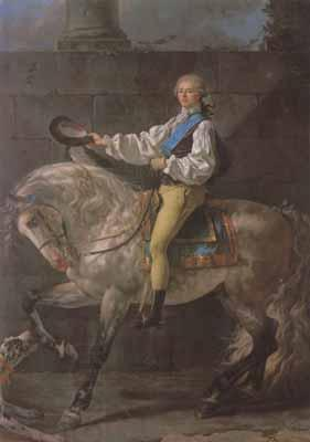 Jacques-Louis David Count Potocki (mk02)