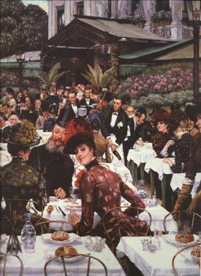 James Tissot Les Femmes D'Artiste (The Artist's Ladies) (nn01)