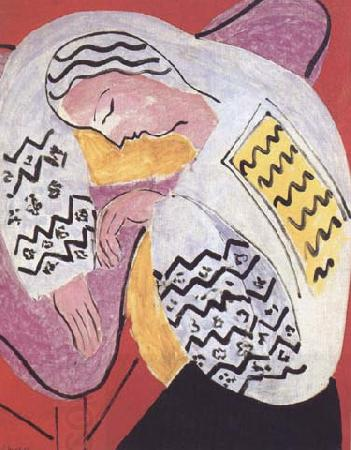 Henri Matisse The Dream of 1940 (mk35)