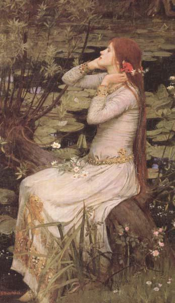 John William Waterhouse Ophelia (mk41)