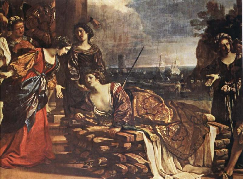 GUERCINO Recreation by our Gallery oil painting picture